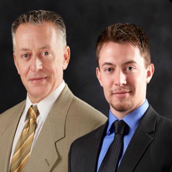 Team Sives – Kevin Sives, Sr. & Kevin Sives, Jr.