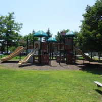 Masthope playground by lake wallenpaupack pa