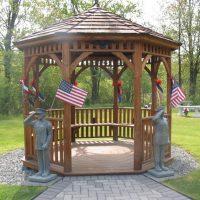 Memorial Park by hawley pa