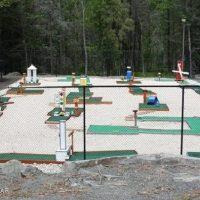Mini Golf by lake wallenpaupack pa