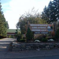 wallenpaupack lake estates community
