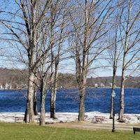 park by lake wallenpaupack